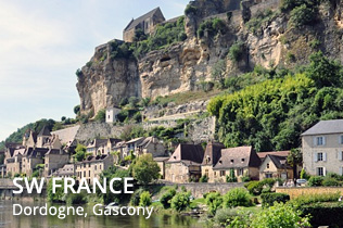 Southwest France - Dordogne, Gascony