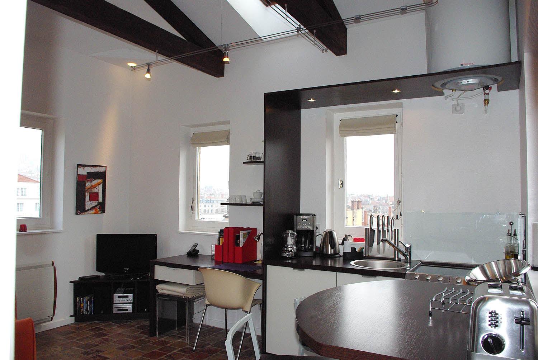 Lyon saint jean south burgundy apartment rental lyon se for Salon confidence lyon