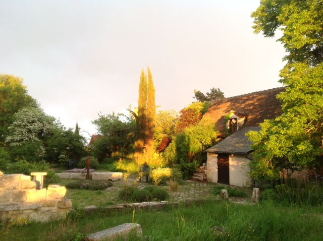 Baulay vacation rentals chinon loire french countryside - Vacation houses in the countryside ...