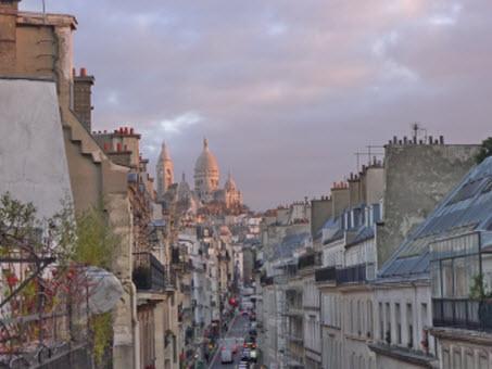 Montmartre Vie De Quartier