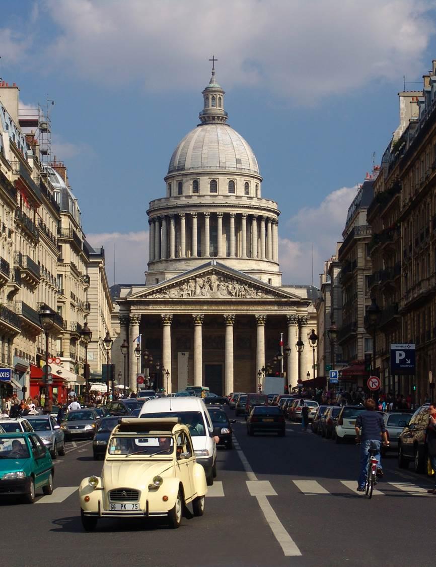Latin Quarter Paris 5th Arrondissement Travel Rental